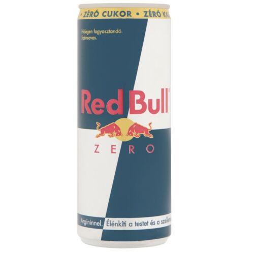 Energiaital RED BULL Zero 0,25L