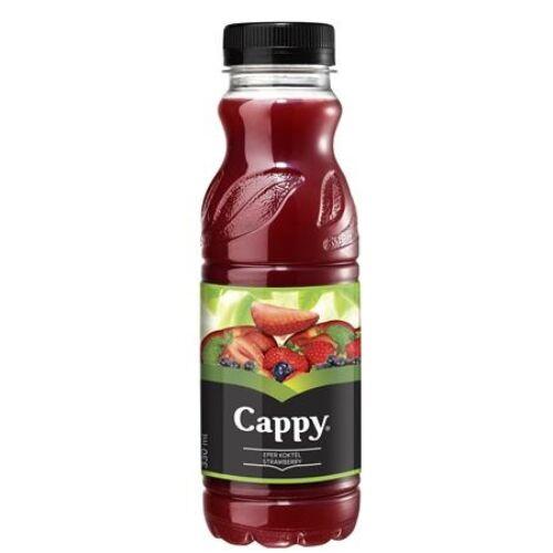 Gyümölcslé CAPPY Eper mix 35%-os 0,33L