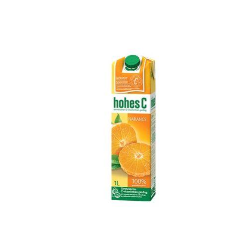 Gyümölcslé HOHES C Classic narancs 100%-os 1L