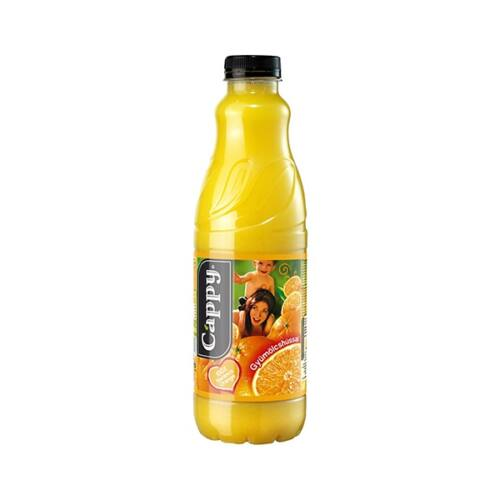 Gyümölcslé CAPPY Narancs gyümölcshússal 100%-os 1L