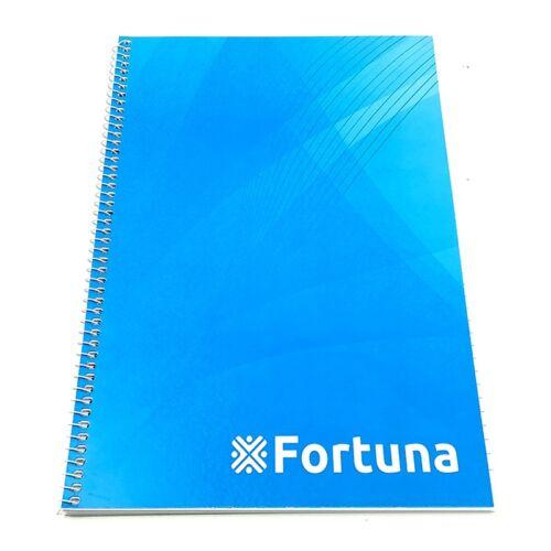 Spirálfüzet FORTUNA Basic A/5 70 lapos vonalas