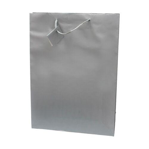 Dísztasak Special Simple J 33x46x10 ezüst