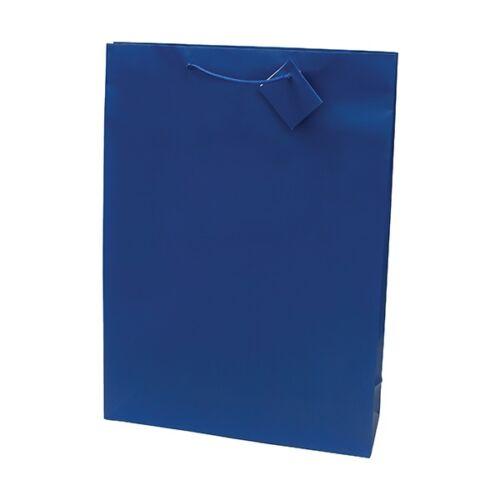 Ajándéktasak Special Simple J 33x46x10 kék