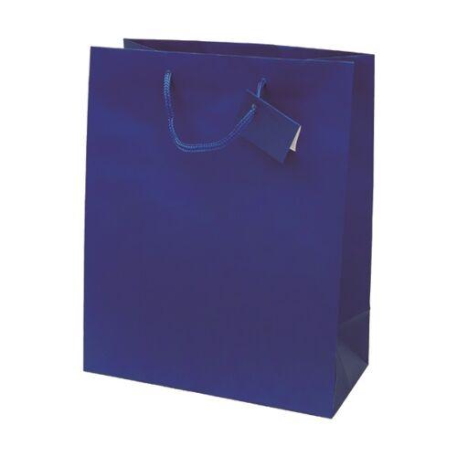 Dísztasak Special Simple L 26x32x12 kék