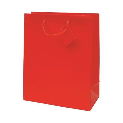 Dísztasak Special Simple L 26x32x12 piros