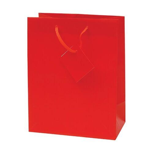 Dísztasak Special Simple M 18x23x10 piros