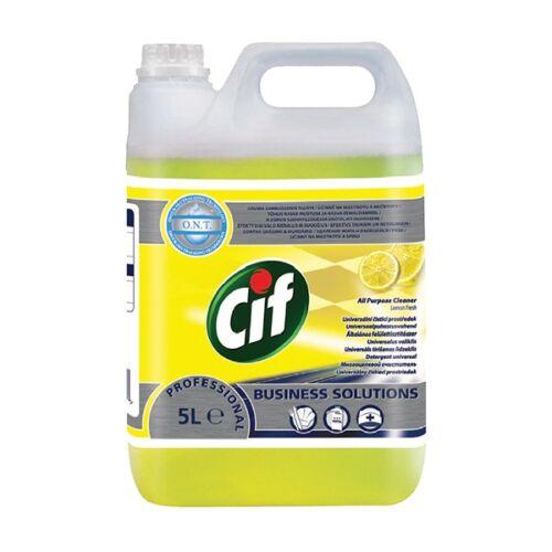 Általános tisztítószer CIF citrom 5L