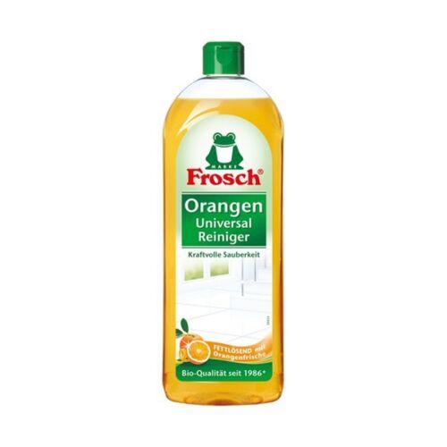 Általános tisztítószer Frosch narancs környezetbarát 750ml
