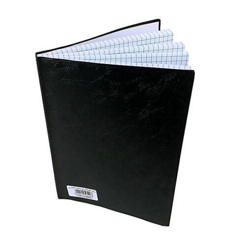 Beírókönyv A/4 pvc 100 lapos kockás