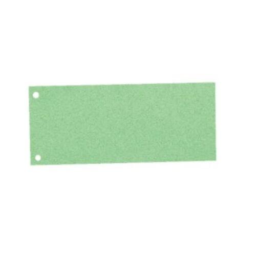 Elválasztócsík ESSELTE 105x240mm zöld
