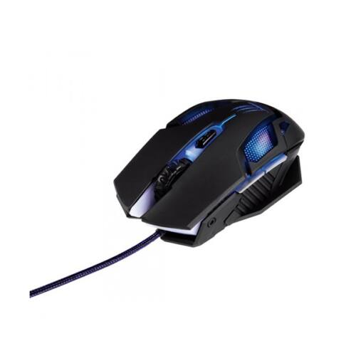 Egér vezetékes HAMA uRAGE Reaper NX USB 6 gombos 4000 DPI RGB fekete