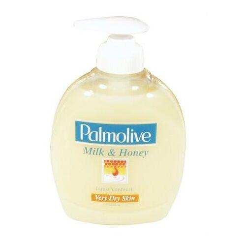 Folyékony szappan pumpás PALMOLIVE Naturals 300ml méz és tej
