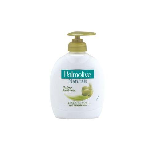 Folyékony szappan pumpás PALMOLIVE Naturals olíva és tej 300 ml