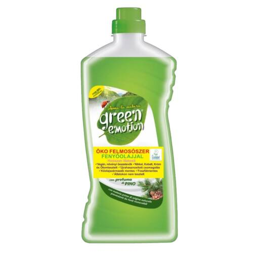 Felmosószer GREEN EMOTION öko fenyőolajjal 1 liter