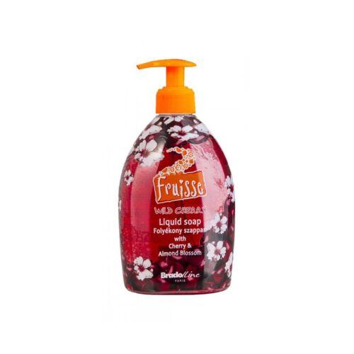 Folyékony szappan BRADO Fruisse 400ml pumpás Wild Cherry