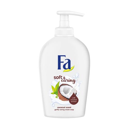 Folyékony szappan FA 250ml pumpás Hygiene&fresh kókusz