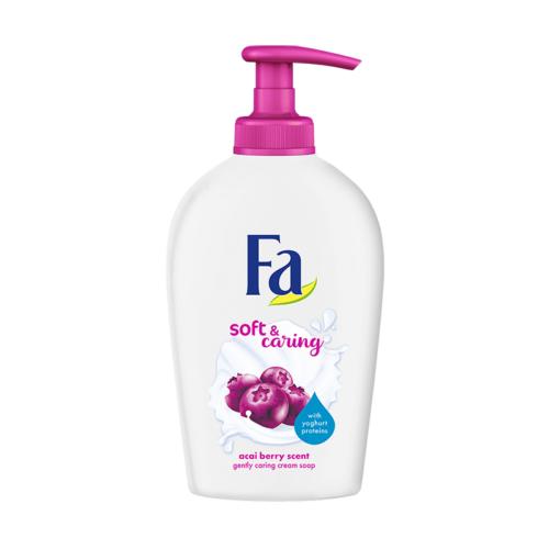 Folyékony szappan FA 250ml pumpás NutriSkin Acai berry