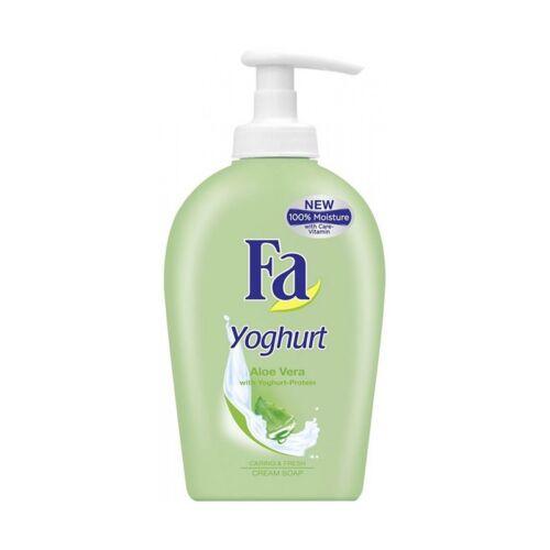 Folyékony szappan FA 250ml pumpás Yoghurt Aloe Vera