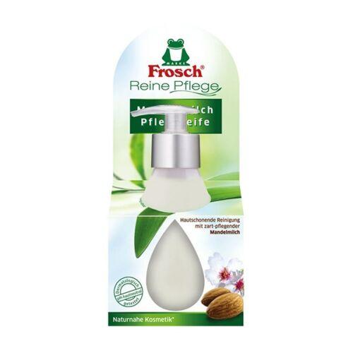 Folyékony szappan pumpás FROSCH mandulatej környezetbarát 300 ml