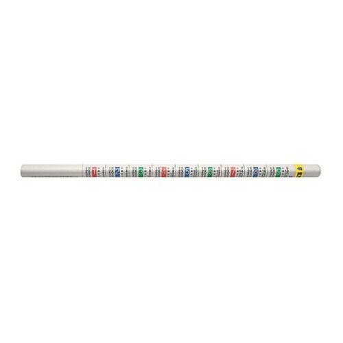 Grafitceruza LYRA Fancy HB háromszögletű szorzótáblás 100 db/doboz