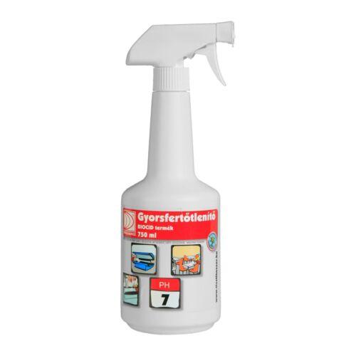 Gyorsfertőtlenítő Brilliance 750 ml spray