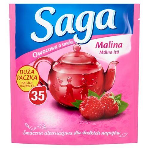 Gyümölcs tea SAGA Málna 35 filter