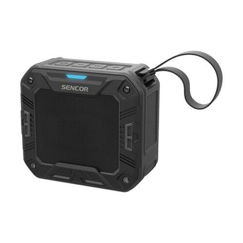 Hordozható bluetooth hangszóró SENCOR SSS1050 fekete