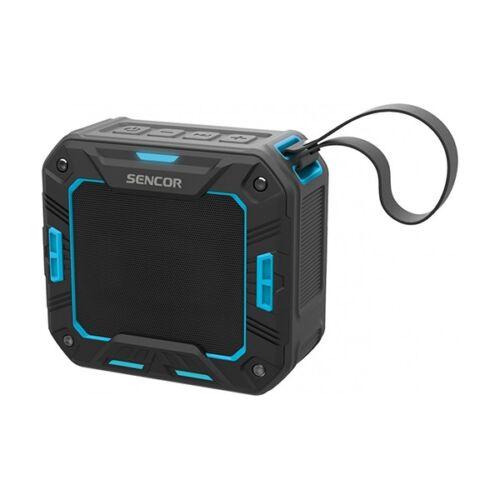 Hordozható bluetooth hangszóró SENCOR SSS1050 kék