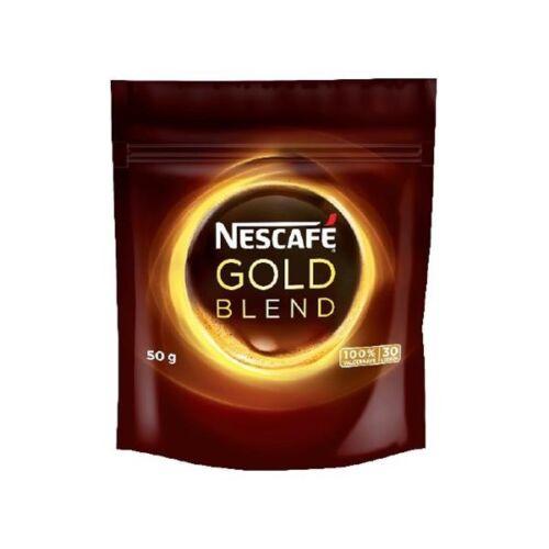 Kávé instant utántöltő NESCAFÉ Gold 50gr
