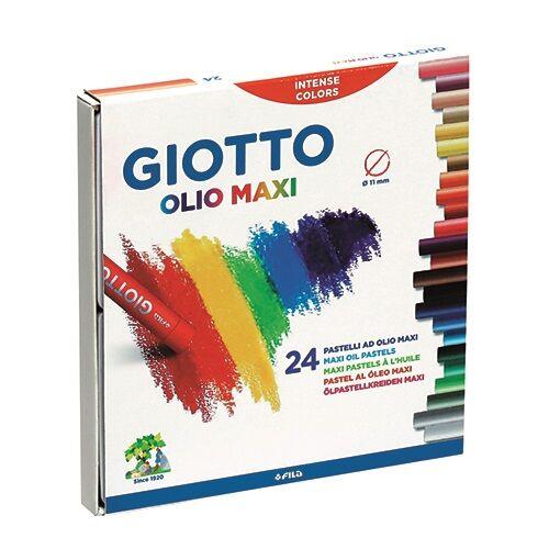 Olaj-pasztellkréta Giotto 24-es 11 mm