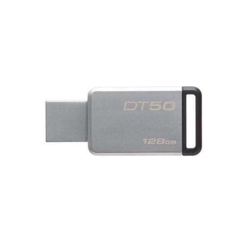 Pendrive KINGSTON DT 50 USB 3.0 128GB fekete