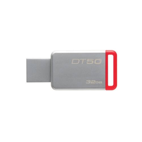 Pendrive KINGSTON DT 50 USB 3.0 32GB piros