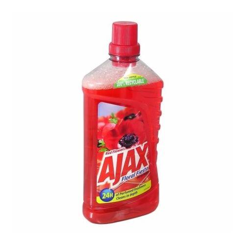 ÁLTALÁNOS TISZTÍTÓSZER AJAX  1L RED FLOWERS