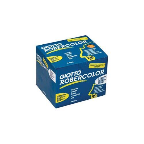 Táblakréta GIOTTO RoberColor színes kerek 100 db-os sárga